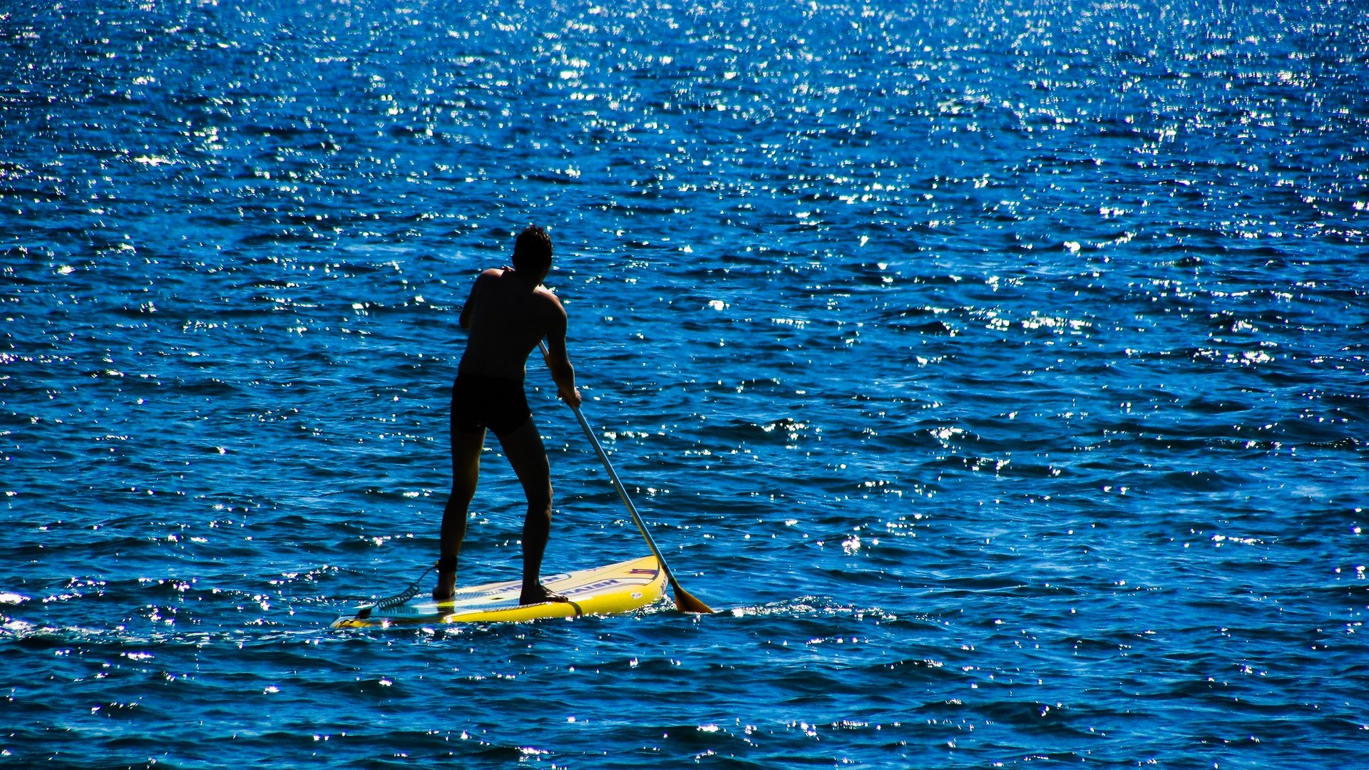Tarifa stand up paddle tuition